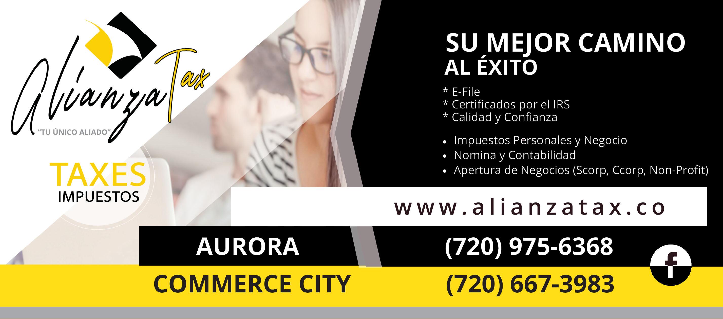 Alianza Tax Services