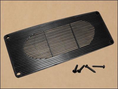 E-Body Center Speaker Grille, with Screws