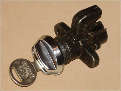 1970 and Newer Glovebox Latch Assembly