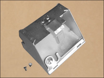 1968 to 70 B Body Dash Ashtray Insert with Rivets