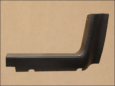 1970-74 E-Body (Except 70 Challenger) Right Hand Lower Dash Trim