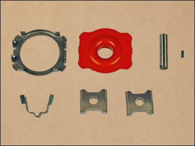 Power Steering Coupler Rebuild Kit