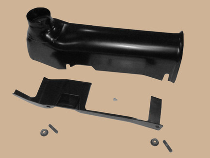 1970 + 1971 383 HP + 440 HP Left Exhaust Manifold Heat Stove
