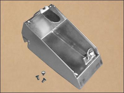 1970-74 E-Body Ashtray with Rivets