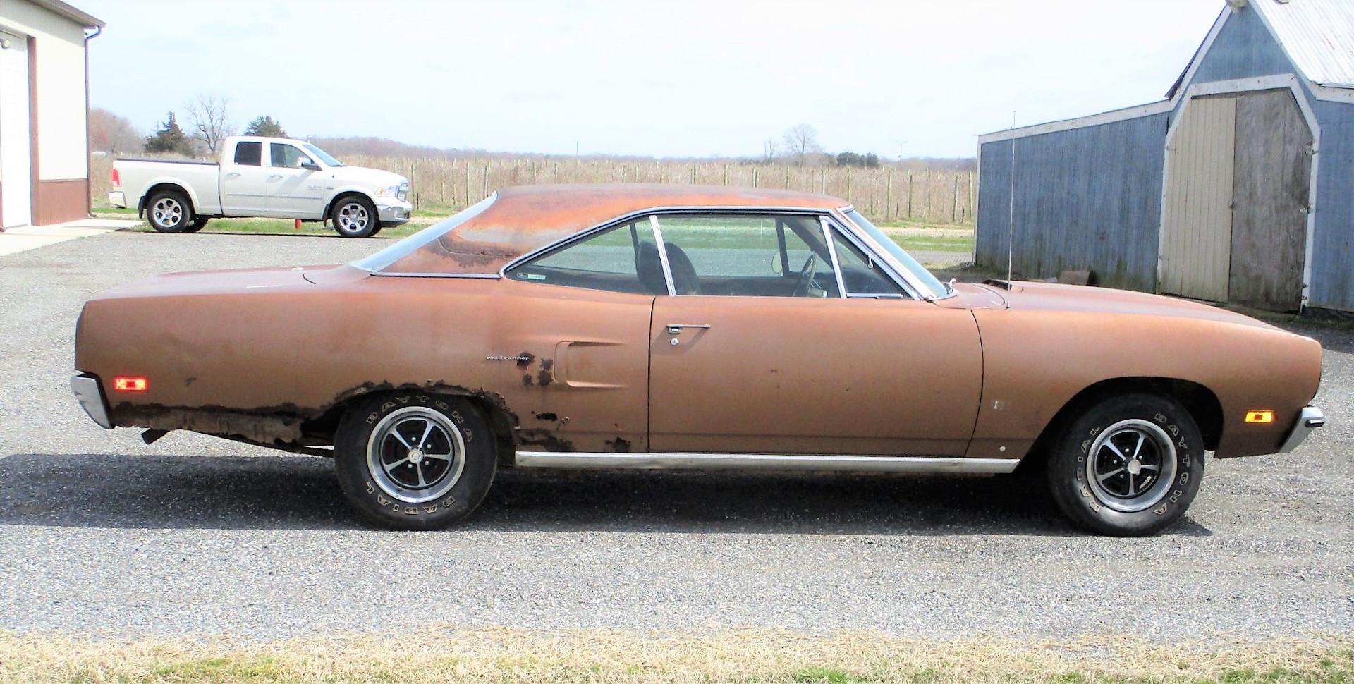 For Sale 1970 Road Runner