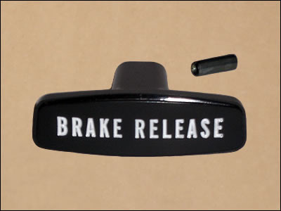 Emergency Brake Release Handle