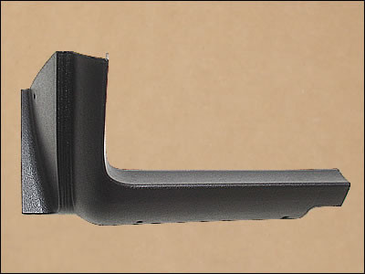 1970 Challenger Left Side Lower Dash Trim This is Specific to 1970 Challenger Only.