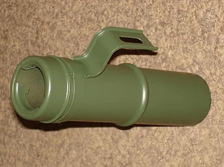 1968-70 B-Body (Except Charger) Gas Tank Filler Neck