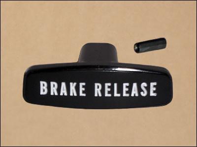 1966-74 Emergency Brake Release Handle