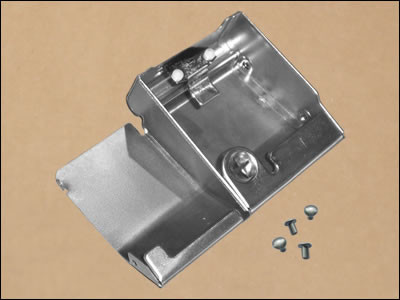 1967 and 1969-76 A-Body Dashboard Ashtray Insert with Rivets
