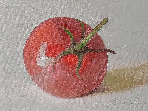A Vine Ripened Tomato