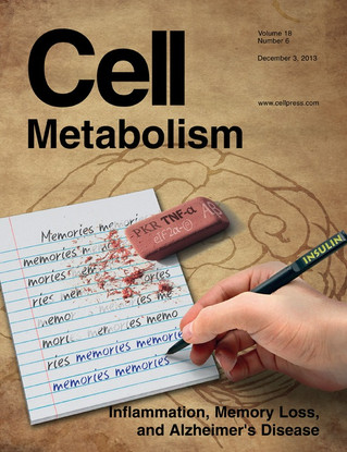 LInDA on the cover: Cell Metabolism