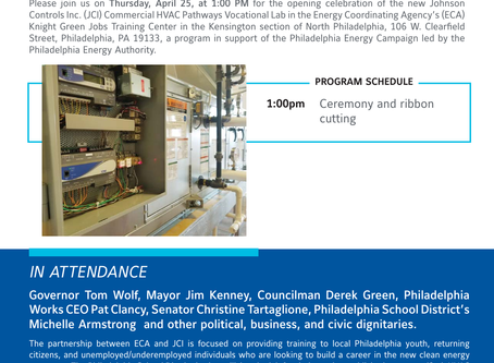 JCI Pathways Lab Ribbon Cutting 4/25