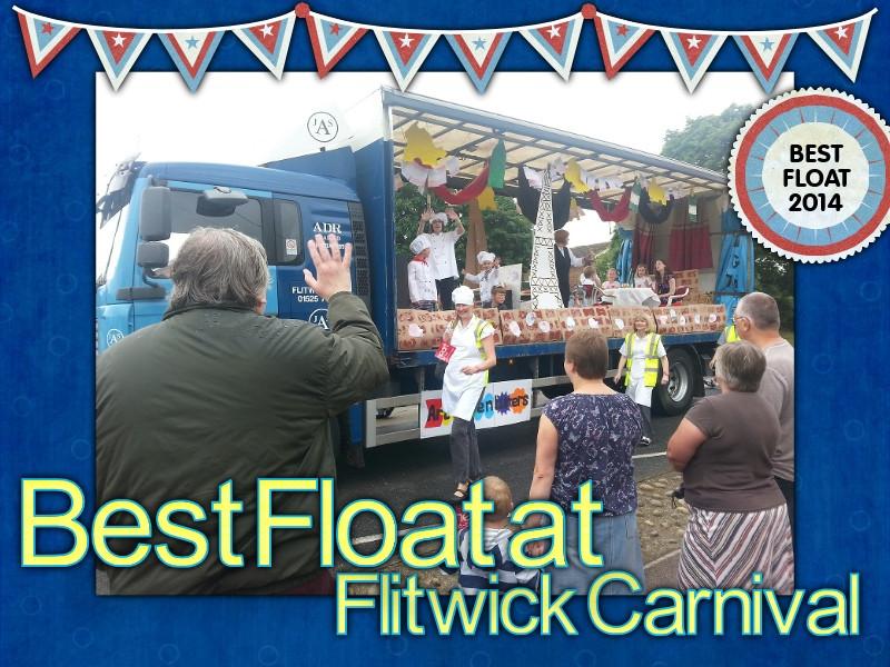 Flitwick Carnival 2014