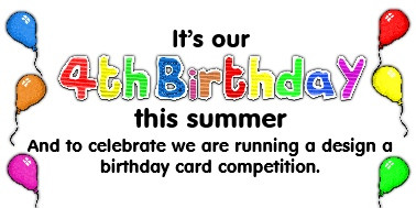 4th Birthday Competition
