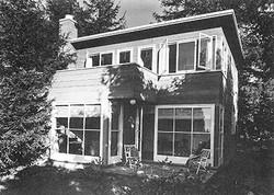 William Wurster Cottage