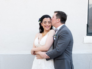 Jefferson Street Mansion Wedding