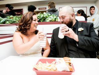 In n Out After Wedding Snack! Coming Soon!