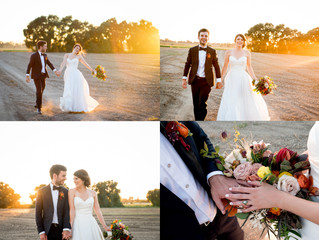 Beautiful September Wedding