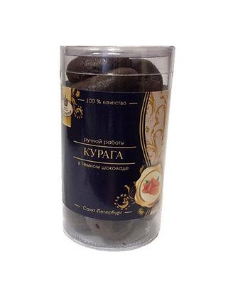 Курага в темном шоколаде (100 гр.)