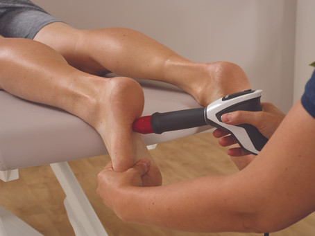Shockwave Therapy: A solution for chronic musculoskeletal conditions?