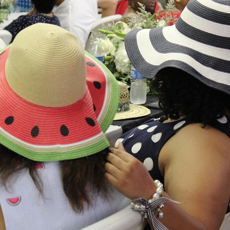 Mrs. Mattie Mack Pretty Hat Prayer Breakfast & Membership Meeting!