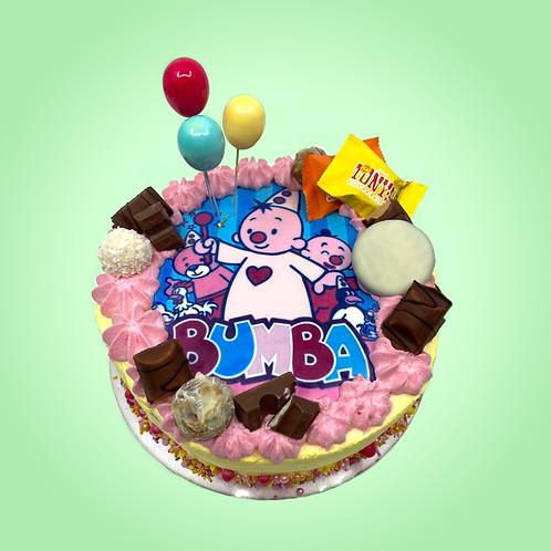 Baby Bumba Birthday cake