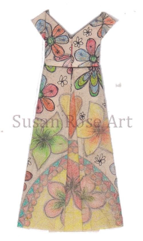 Origami Dress