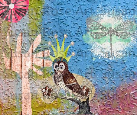 Bird and Crown art