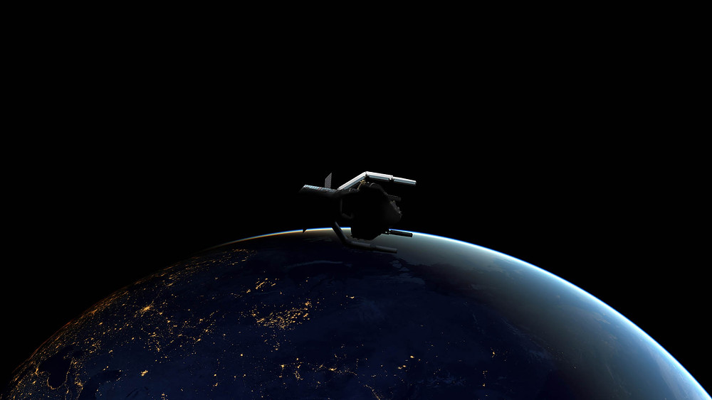 ClearSpace-1 פינוי אשפת חלל