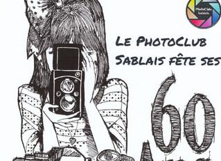 Le PhotoClub Sablais fête ses 60 ans