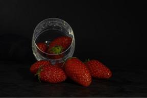 Sophie fraises.jpg
