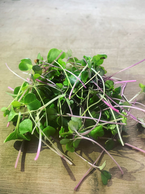 Heart Healthy Microgreens