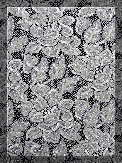 Luxury embroidery work