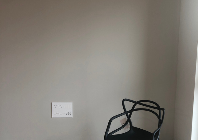 Living Room Painted in Farrow&Ball in London