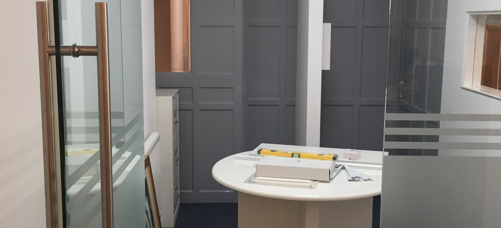 Office painters South London