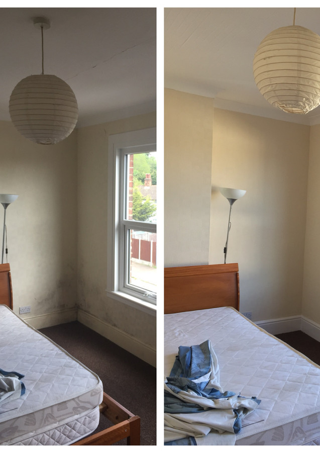 Painting and decorating in Essex - Grays