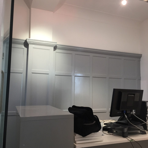 Office painting and decorating South London