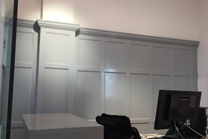 Commercial painters and decorators in Essex