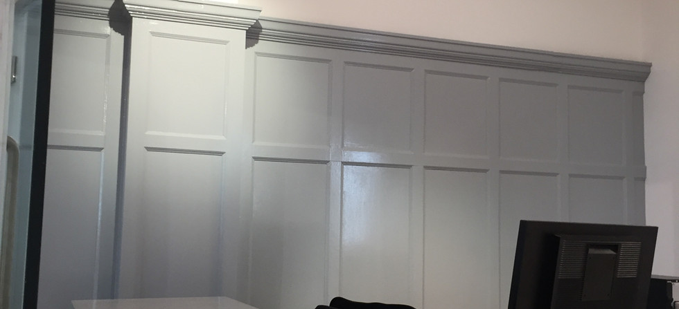 Office paintinting South London