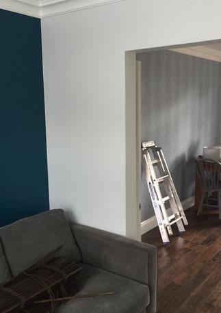 Interior painting London