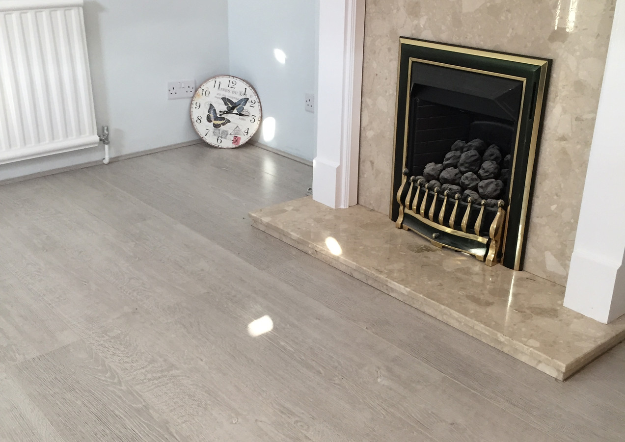 Laminate floor in London