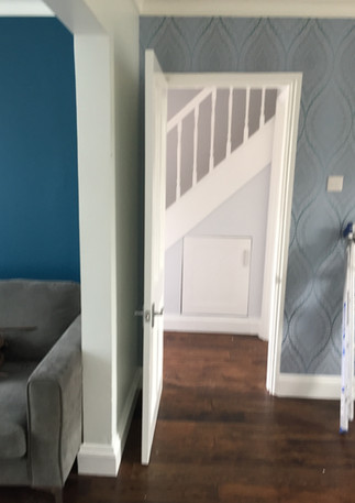 Painting and decorating in East London - Barking
