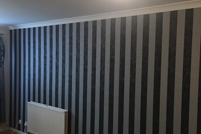 Wallpaper hanging Essex