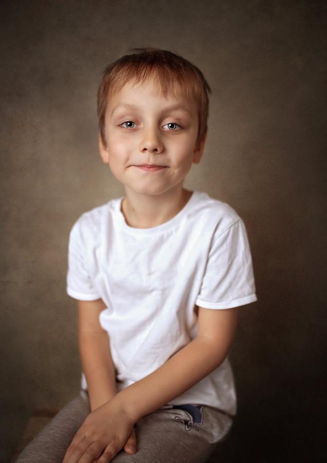 Kids Portrait Photography London