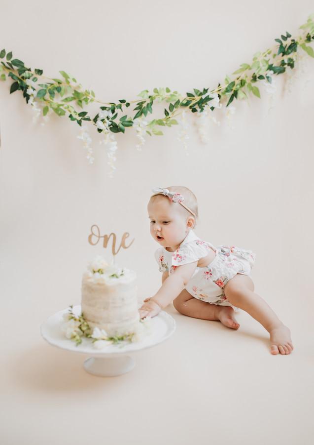 Cake Smash Photography London
