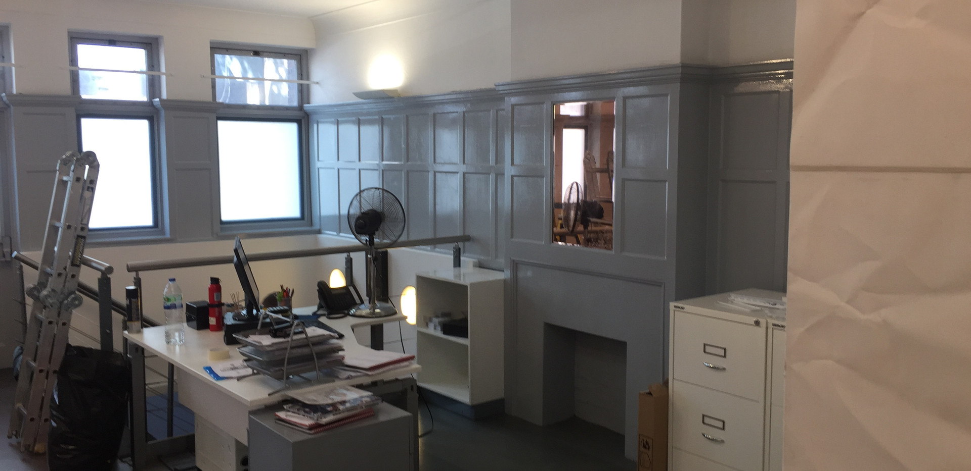 Office painting and decorating in South London