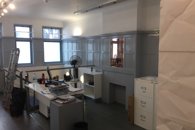 Office painting and decorating in Essex