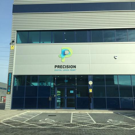 Precision printing company