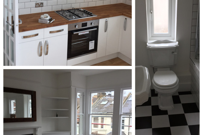 Domestic painting and decorating in Essex